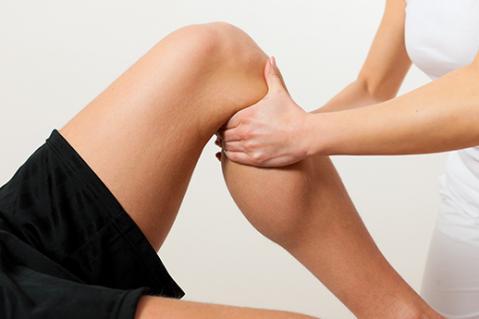 Séance ostéopathie sportif